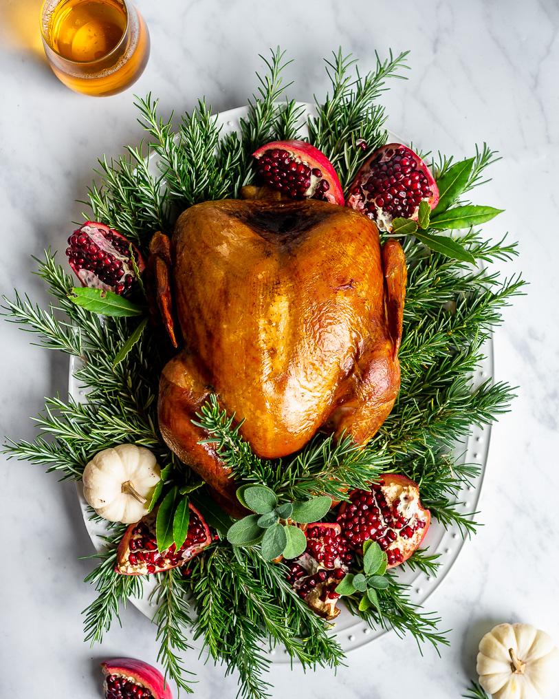 slow roasted turkey post